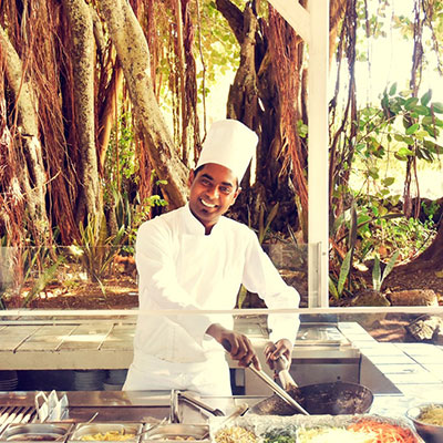 CHEF DOORGESH SANCHURN