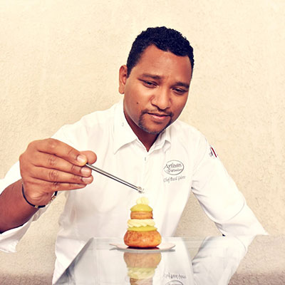 CHEF PASCAL GALETTE